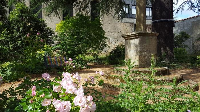 Journées du patrimoine 2020 - Cloître Notre-Dame