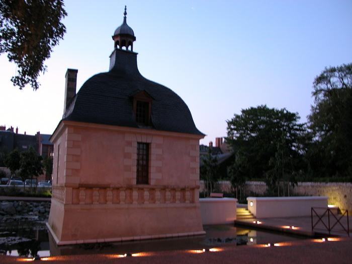 Journées du patrimoine 2019 - Animation de peinture au pavillon Fouquet de la Varenne
