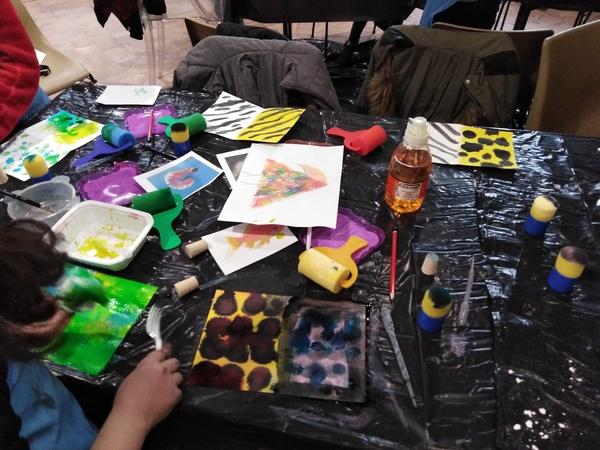 Nuit des musées 2019 -Exposition des travaux d'élèves
