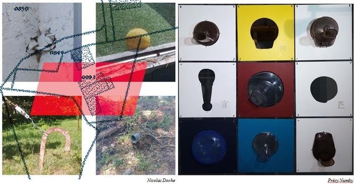 [La galerie 3.1] LIENS MIROIR avec Beau Disundi, Nicolas Doche, Précy Numbi et Chiara Scarpone