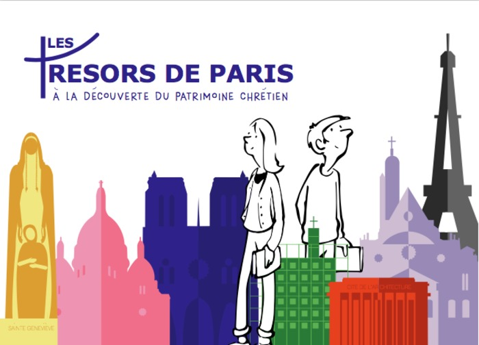 Journées du patrimoine 2020 - De la Place des Vosges à Notre-Dame : un parcours dédié aux familles et aux jeunes.
