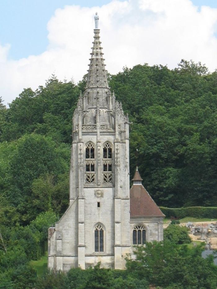 Journées du patrimoine 2020 - Visite guidée de l'église Saint-Pierre de Beaumontel