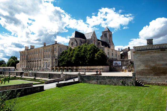 Journées du patrimoine 2019 - Visite d'une abbaye royale à l'architecture exceptionnelle