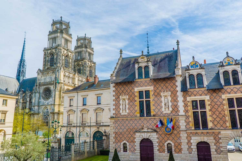 À la découverte du vieil Orléans