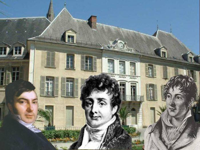Journées du patrimoine 2020 - Visite guidée du centre ville de Grenoble sur les traces du préfet Fourier et des frères Champollion.