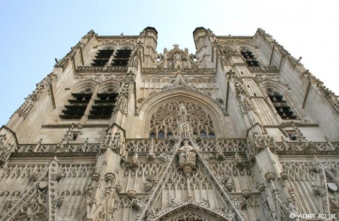Journées du patrimoine 2020 - Visite guidée des Tours de la collégiale de  Saint-Vulfran