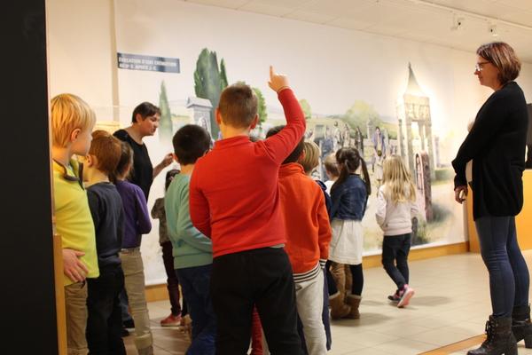 Nuit des musées 2019 -DROLE DE ZOO! La Classe, l'Oeuvre!