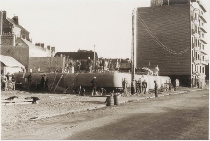 Journées du patrimoine 2019 - Visite guidée du bunker de la marine nationale au Havre