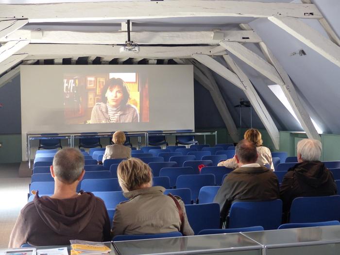 Nuit des musées 2019 -Projections documentaires