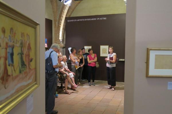 Nuit des musées 2019 -Visites guidées de l'exposition Muses, Musique, Musée