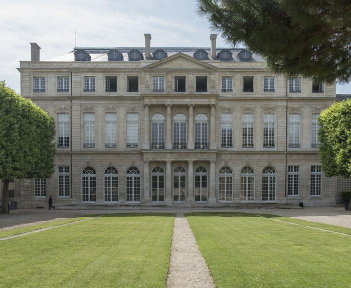 Journées du patrimoine 2019 - Visite guidée de l'hôtel de Rohan