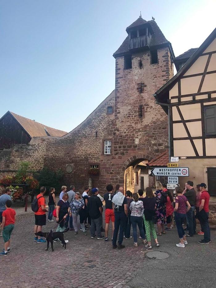 Journées du patrimoine 2019 - Visite commentée de la cité médiévale de Wangen