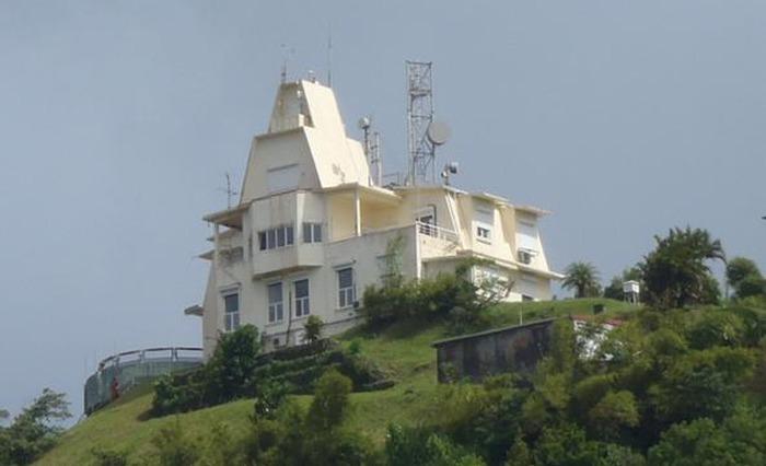 Journées du patrimoine 2019 - Fonds St-Denis / ancien Observatoire Volcanologique et Sismologique de la Martinique / visite guidée