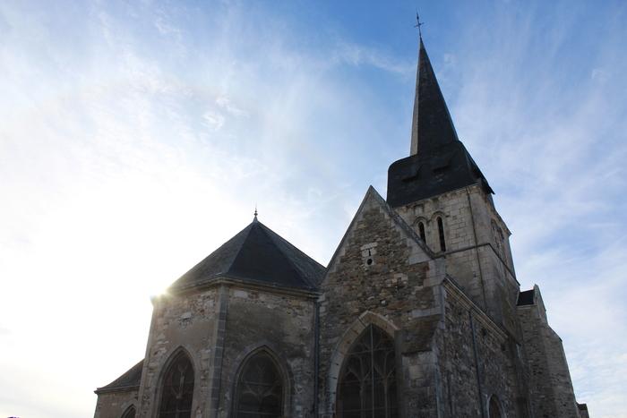 Journées du patrimoine 2019 - Visite guidée église Saint-Gilles