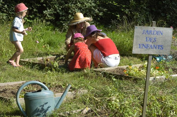 Journées du patrimoine 2019 - Côté Jardins : le potager écologique, collectif et éducatif de l'agglomération lyonnaise