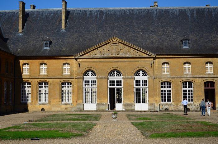 Journées du patrimoine 2020 - Visites du château de Cons-la-Grandville