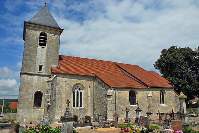 Journées du patrimoine 2020 - Découverte de l'église Saint-Martin