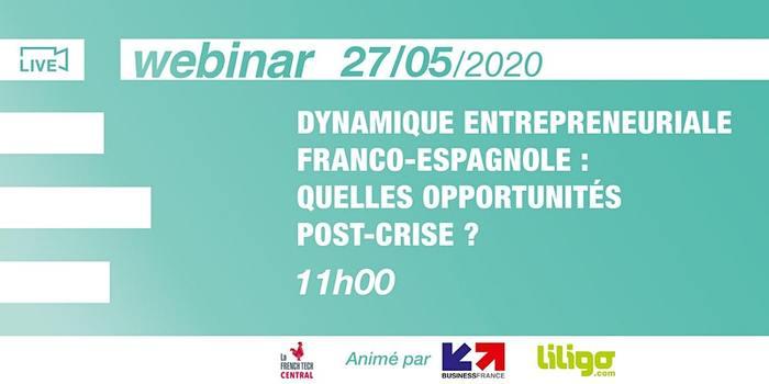 Dynamique entrepreneuriale franco-espagnole : quelles opportunité post-crise ?
