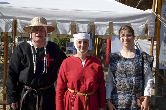 Journées du patrimoine 2020 - Visite guidée et costumée de la chapelle de Libdeau