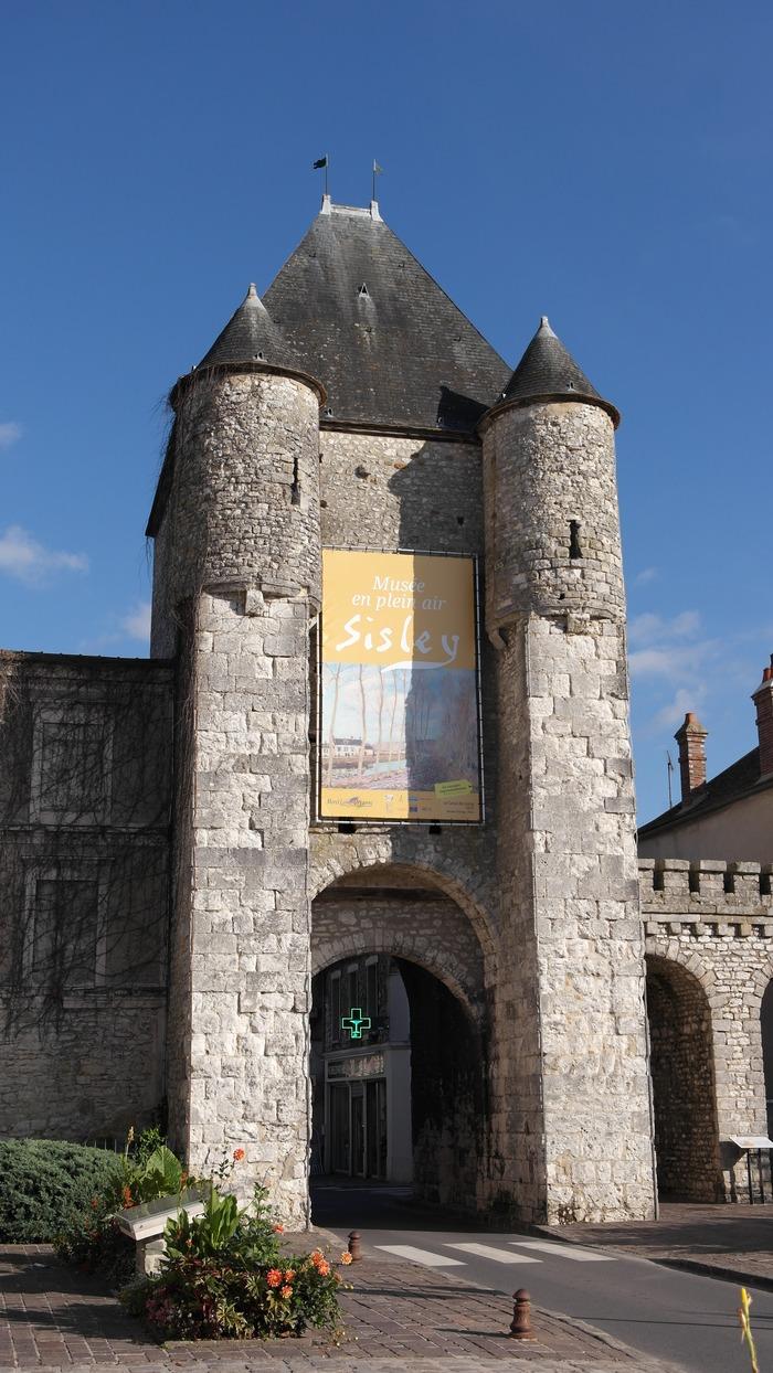 Journées du patrimoine 2019 - Visite guidée historique de Moret-sur-Loing