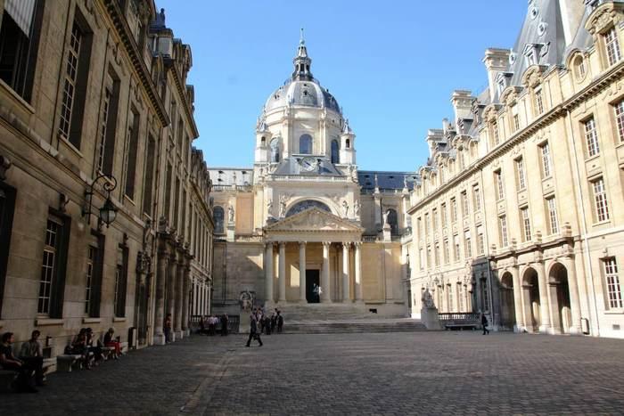 Journées du patrimoine 2019 - À la découverte de la Sorbonne