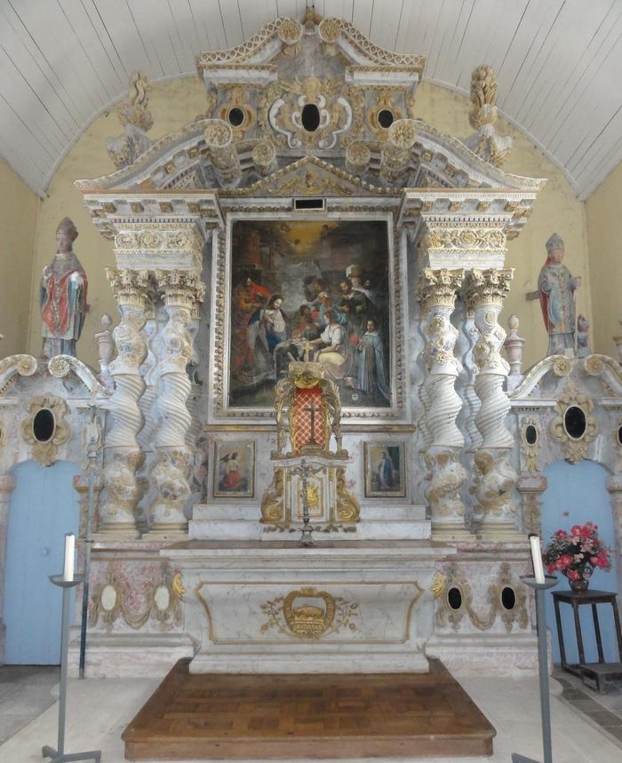 Journées du patrimoine 2019 - Visite libre de l'église Saint-Sulpice