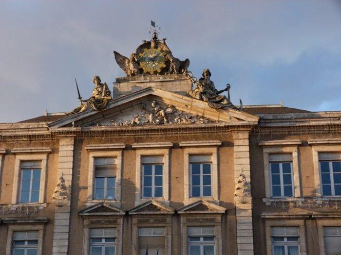 Journées du patrimoine 2020 - Ouverture exceptionnelle de l'Hôtel de Ville de Pont-à-Mousson.