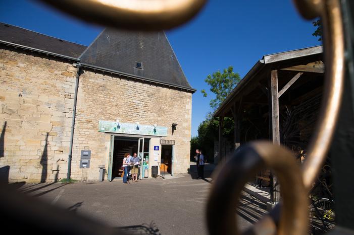 Journées du patrimoine 2019 - Visite guidée du musée axée sur le bâtiment et la structure