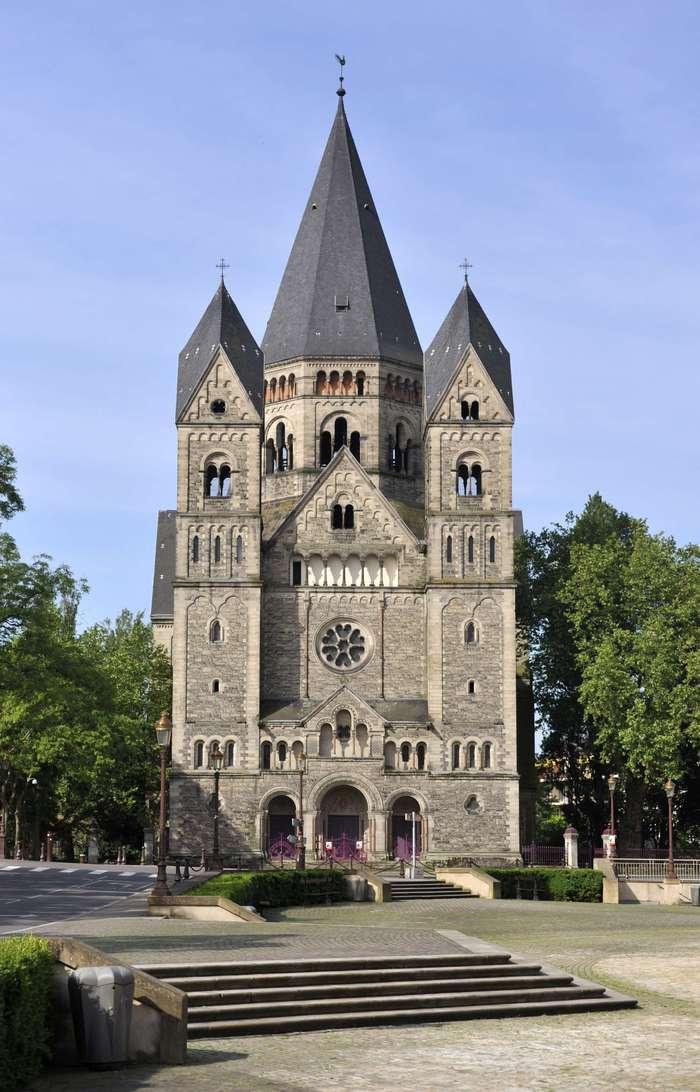 Journées du patrimoine 2020 - Visite libre du Temple Neuf