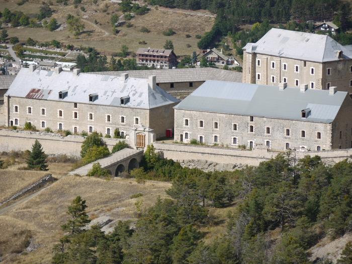 Journées du patrimoine 2020 - Visite guidée du FORT DES TROIS TÊTES à Briançon