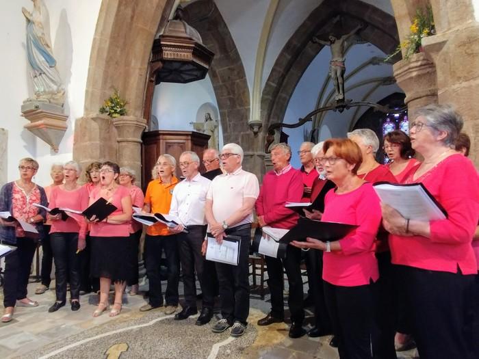Journées du patrimoine 2019 - Concert de la chorale