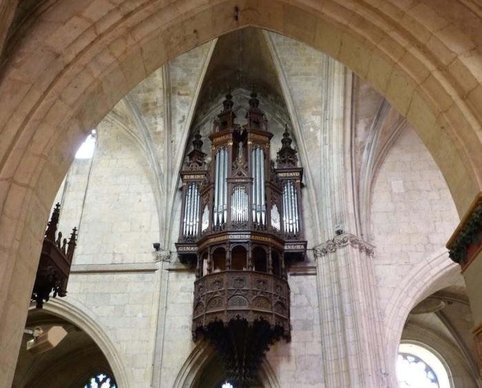 Journées du patrimoine 2019 - Visite de l'orgue de l'église Notre Dame des Marais à La Ferté-Bernard