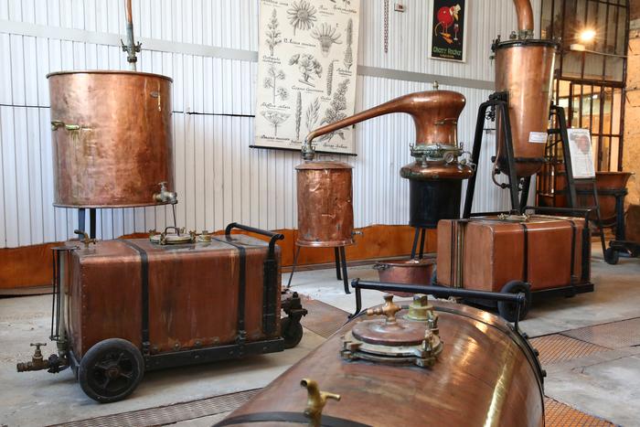 Journées du patrimoine 2020 - Visite de la distillerie Cherry Rocher