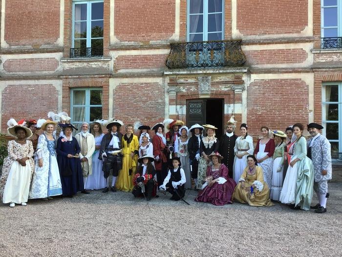 Journées du patrimoine 2020 - Voyage dans le temps, destination le XVIIIe siècle !