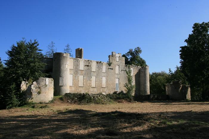 Journées du patrimoine 2019 - Visites guidées au château de Mursay