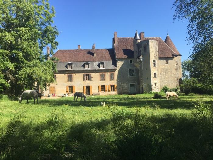 Journées du patrimoine 2020 - Visite : parc et château d'Arthé