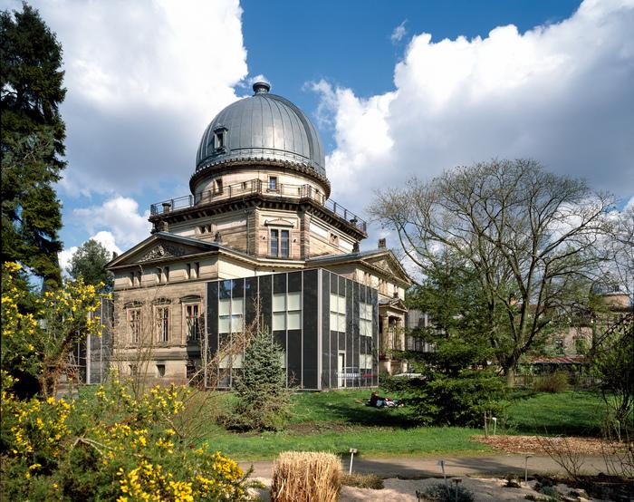 Journées du patrimoine 2019 - Visite guidée de la grande coupole par les astronomes de l'observatoire