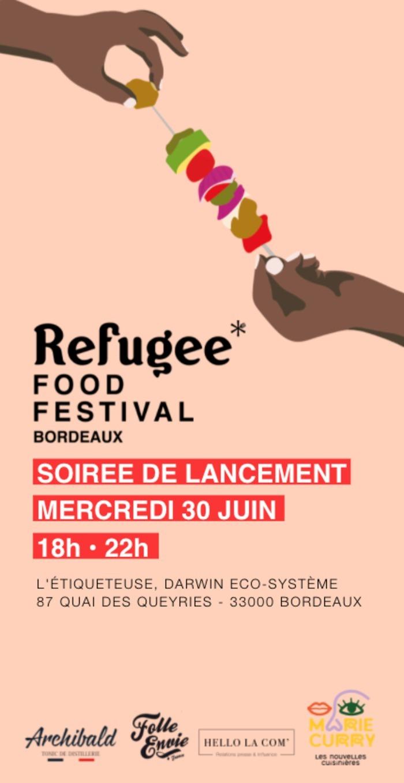 Refugee Food Festival #5