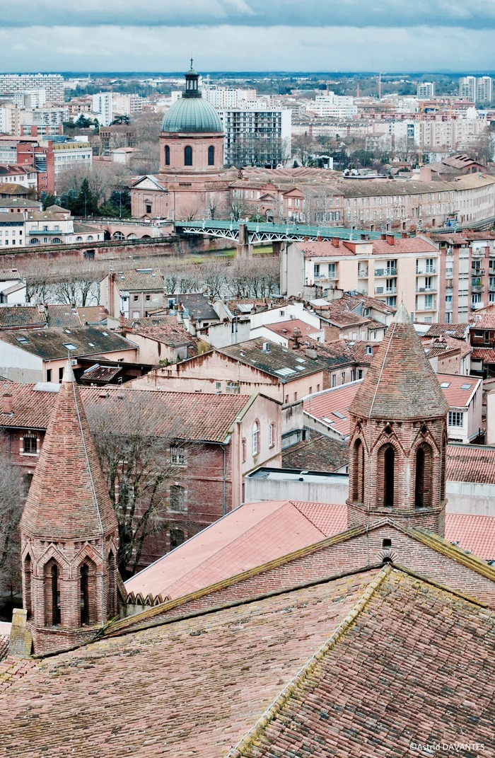 Journées du patrimoine 2019 - Visite guidée du quartier Saint-Cyprien