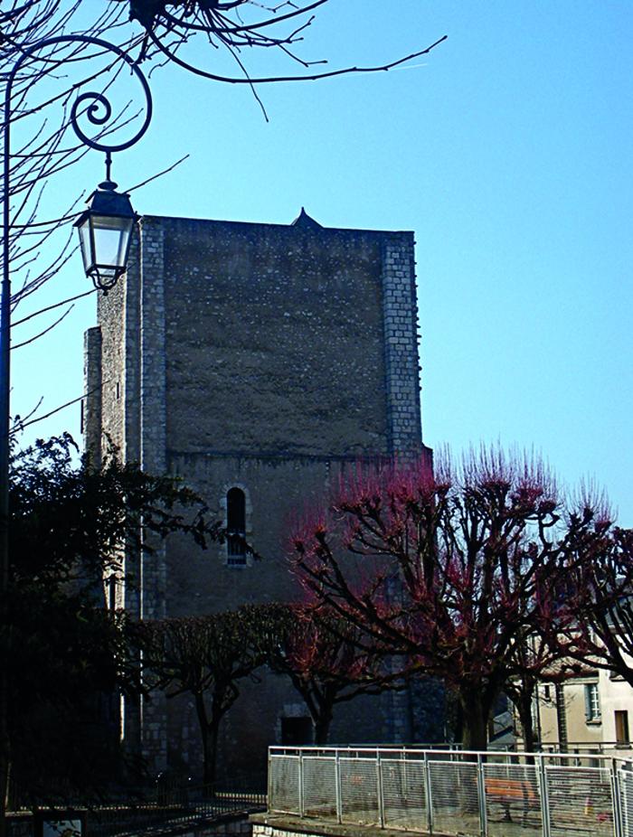 Journées du patrimoine 2020 - Découvrir Blois vue du ciel...