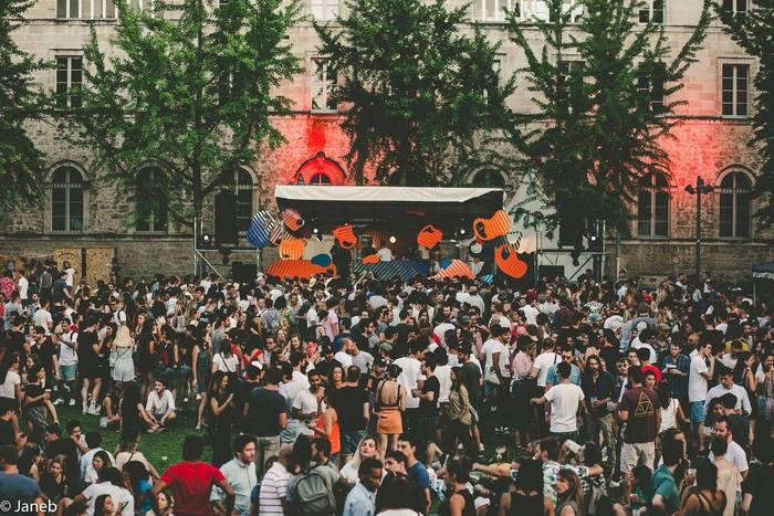 Fête de la musique 2019 - L'Orangeade x Délicieuse Musique