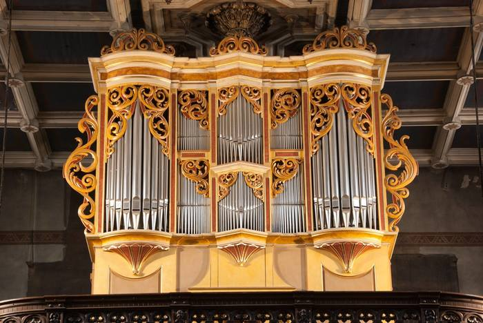 Journées du patrimoine 2020 - L'orgue Londe de Saint-Louis