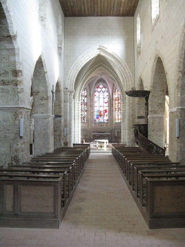 Journées du patrimoine 2020 - Visite guidée de l'église Saint-Pierre-Saint-Paul