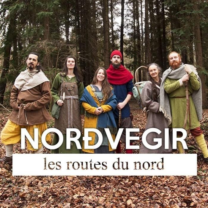Campement viking