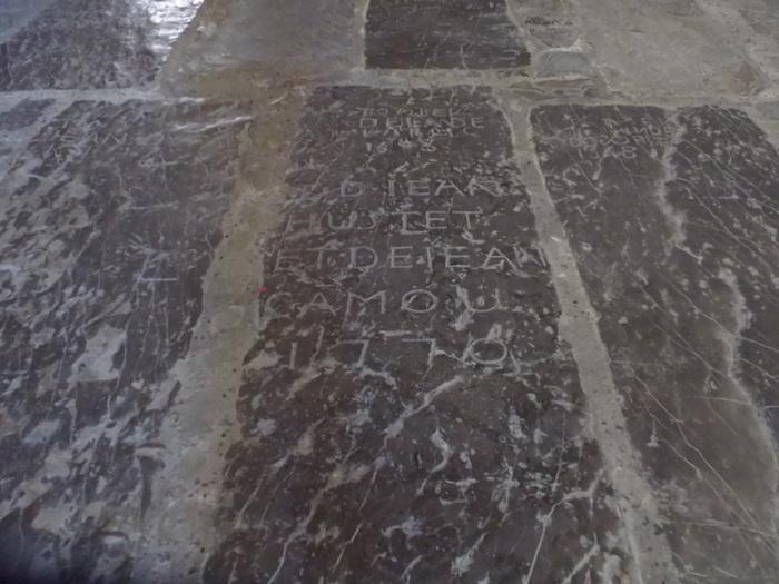 Journées du patrimoine 2019 - À la découverte de l'église et de ses dalles funéraires