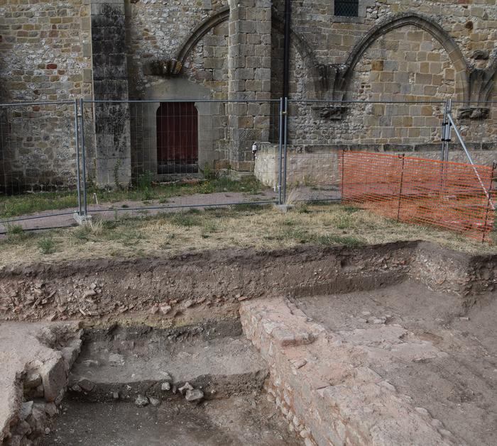 Journées du patrimoine 2019 - Saint-Menoux : fenêtre sur l'ancienne abbaye