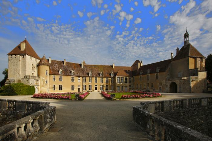 Journées du patrimoine 2020 - Visitez le château d'Époisses !