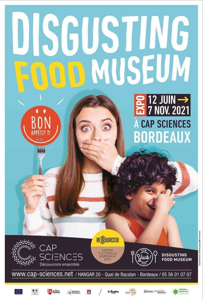 Disgusting Food Museum : Bon appétit ?!