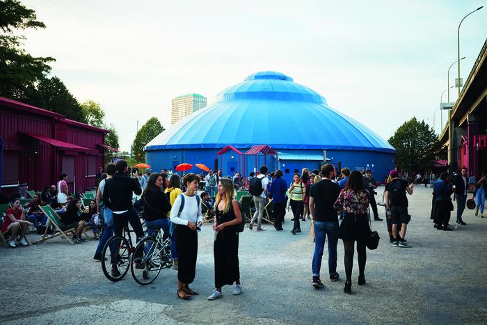 Journées du patrimoine 2019 - Visite de l'Espace Périphérique et rencontres avec les artistes