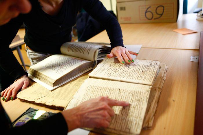 Journées du patrimoine 2019 - Les archives de Narbonne